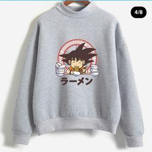 NWOT Young Goku DBZ sweatshirt